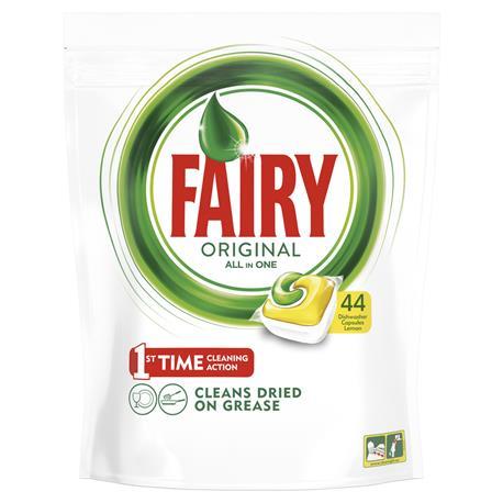 Fairy All in One kapsułki Oryginal Lemon 44 szt-23059