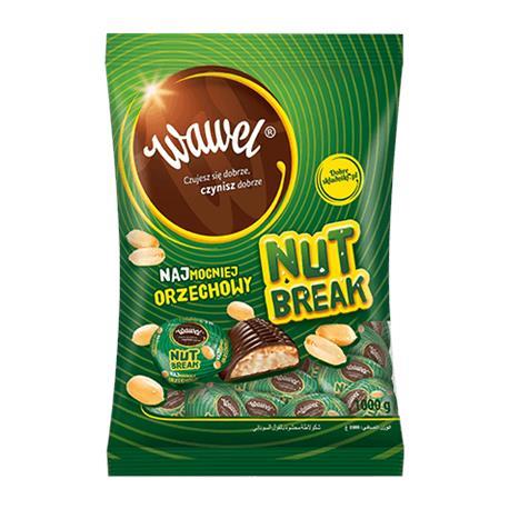 Czekoladki Wawel Nut Break 1kg-23104
