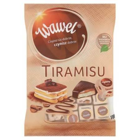 Czekoladki Wawel Tiramisu 1kg-23105