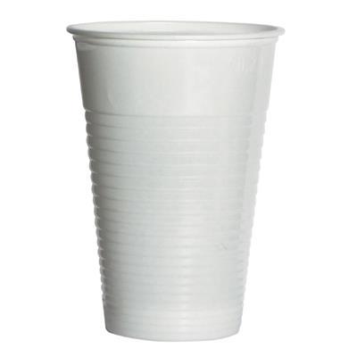Kubek jednorazowy 200ml biały (100)-4028