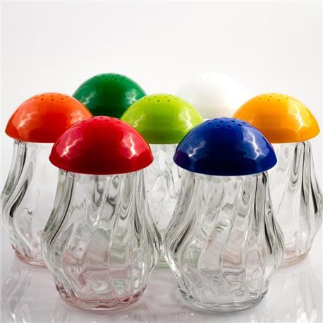 Solniczka/pieprzniczka grzybek mix kolorów-23196