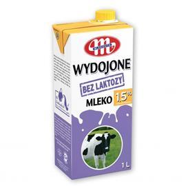 Mleko Wydojone bez laktozy 1,5% 1L