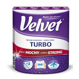 Ręcznik JUMBO Velvet Turbo
