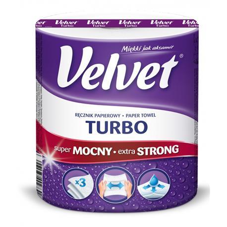 Ręcznik JUMBO Velvet Turbo-23257