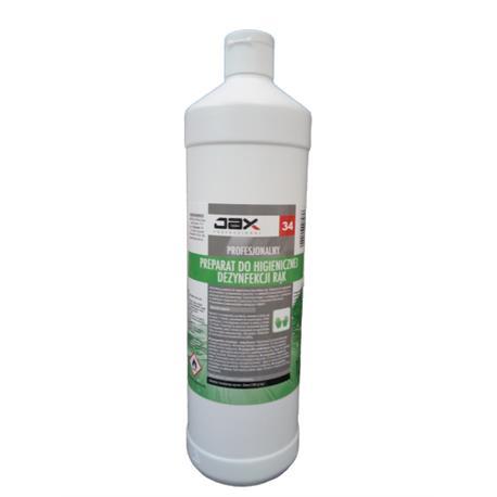 Płyn do dezynfekcji rąk Jax Professional 1L-23582