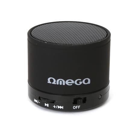 Głośnik bluetooth Omega OG47 czarny OG47B-23483