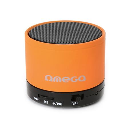 Głośnik bluetooth Omega OG47 pomarańczowyOG47O-23487
