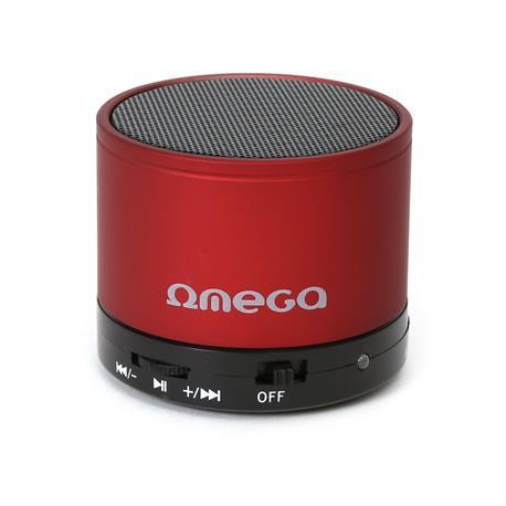 Głośnik bluetooth Omega OG47 pomarańczowyOG47R-23491