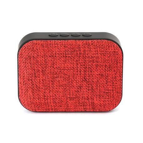 Głośnik bluetooth Omega OG58 czerwony OG58R-23508