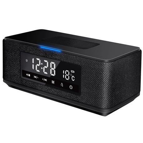 Głośnik bluetooth Platinet PMGQ15 czarny PMGQ15B-23524