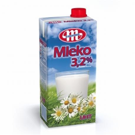 Mleko Mlekowita 3,2% 1L (12)-15811