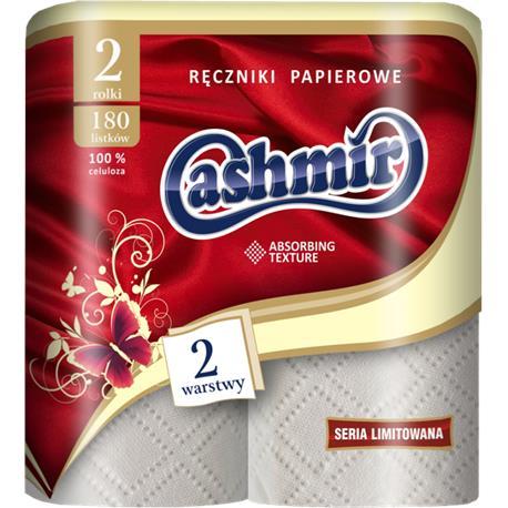 Ręcznik papierowy, kuch. Cashmir 2 szt.100% ceulu.-23316