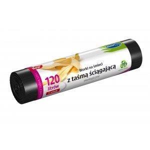 Worki 120L ekologiczne z taśmą LDPE (5) Stella-23698