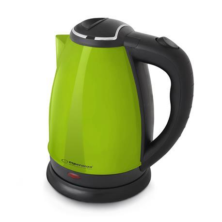 Czajnik Esperanza Viktoria elektryczny 1,8L zielon-23802