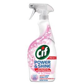 Cif Power&Shine w spray'u antybakteryjny 750ml