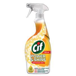 Cif Power&Shine w spray'u przeciw tłuszczowi 750ml