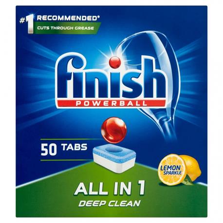 Finish ALL IN ONE Lemon 50 tabl.-23856