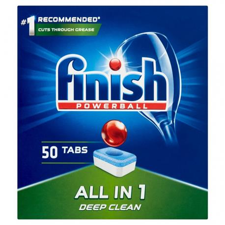 Finish ALL IN ONE 50 tabl.-23861