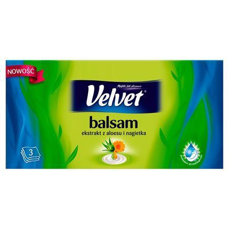 Chusteczki uniwersalne Velvet 70 szt. balsam aloes-23567