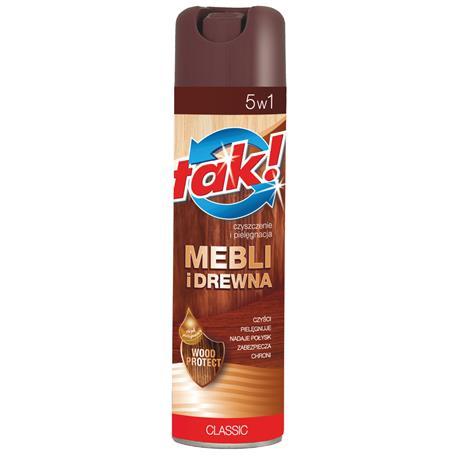 Spray do mebli TAK! Classic do mebli i drewna300ml-23631