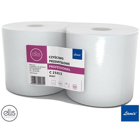 Czyściwo ELLIS PROFESIONAL 250/2 100% celuloza (2)-23719