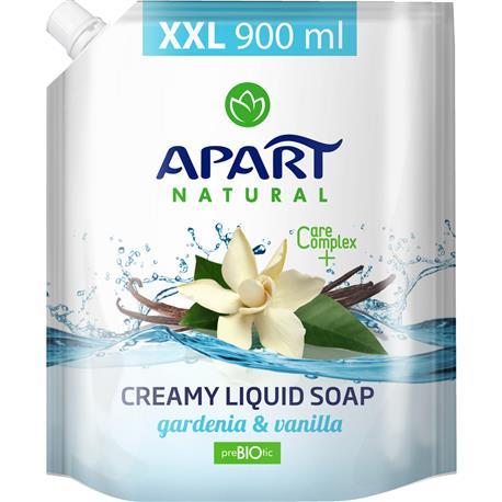 Mydło w płynie 0,9L Apart gardenia i wanilia zapas-24032