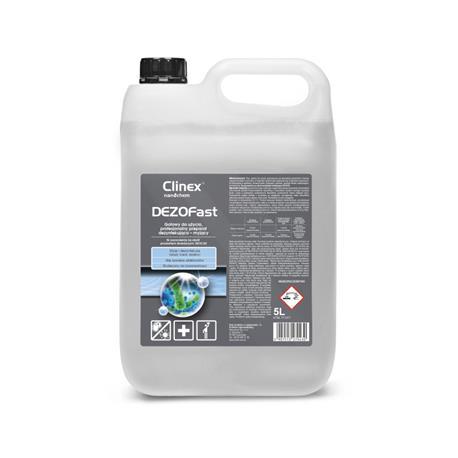 Preparat dezynfekujący Clinex Dezofast 5L-23731