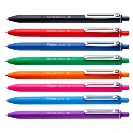 Długopis autom. Pentel iZee BX467-24146
