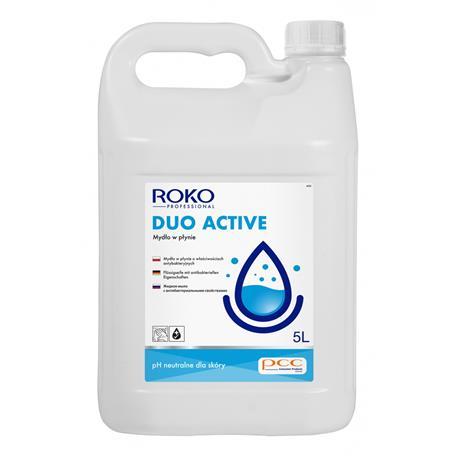 Mydło antybakteryjne ROKO Professional 5l-24209