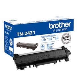 Toner Brother TN-2421 czarny 3 tys str. oryginał