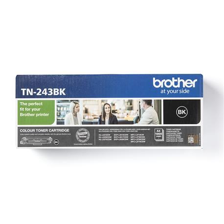 Toner Brother TN-243BK czarny 1tys str. oryginał-24214