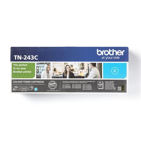Toner Brother TN-243C niebieski 1tys str. oryginał-24220