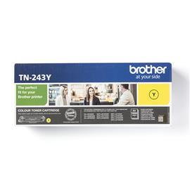 Toner Brother TN-243Y żółty 1tys str. oryginał