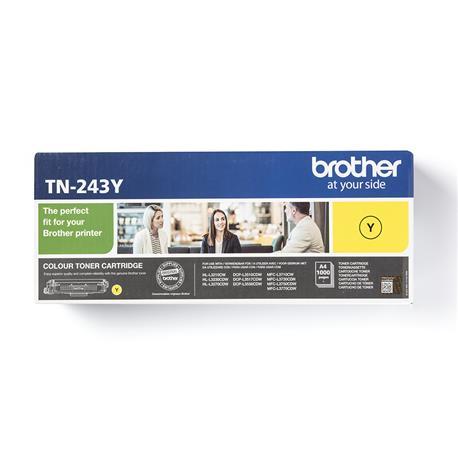 Toner Brother TN-243Y żółty 1tys str. oryginał-24219