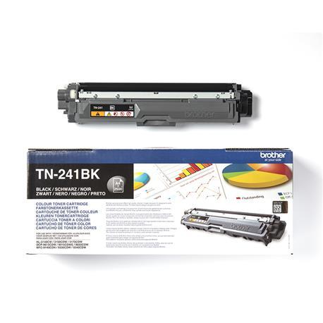 Toner Brother TN-241BK czarny 2500 str. oryginał-24218