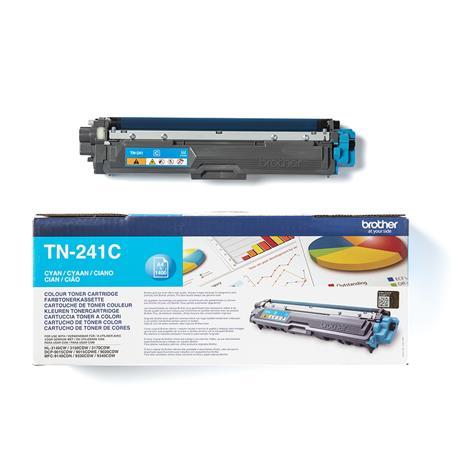 Toner Brother TN-241C nieb. 1,4tys.str. oryginał-24228