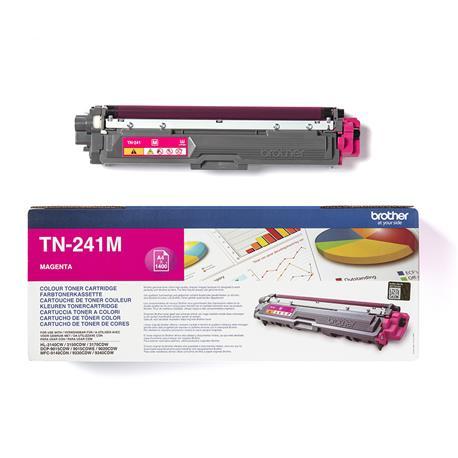 Toner Brother TN-241M purpur 1,4tys.str. oryginał-24229