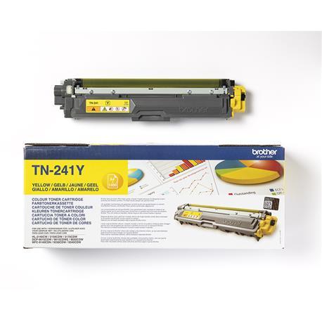 Toner Brother TN-241Y żółty 1,4tys.str. oryginał-24217