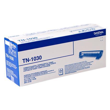 Toner Brother TN-1030 czarny 1 tys. str. oryginał-24198