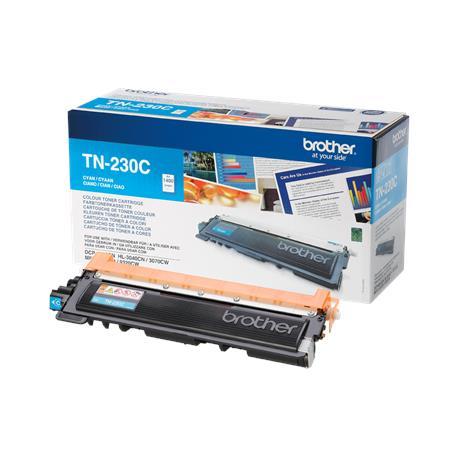Toner Brother TN-230C nieb. 1,4tys str. oryginał-24222
