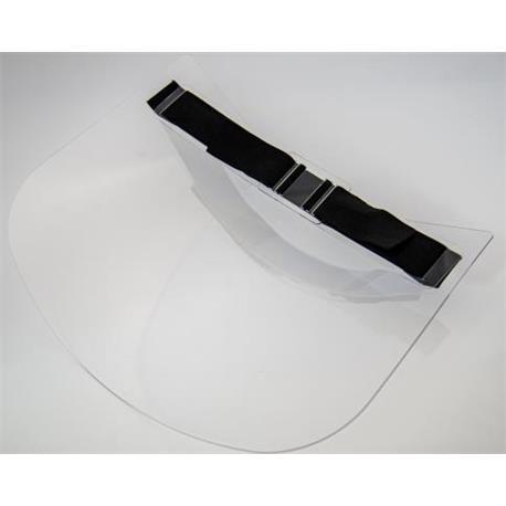 Przyłbica ochronna wielokrotnego użytku gruba-24278