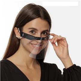 Przyłbica ochronna na usta i nos