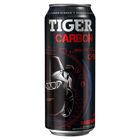 Napój Tiger Carbon 6x500 ml puszka-24431