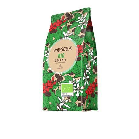 Kawa Woseba Bio Organic mielona 250g-24428