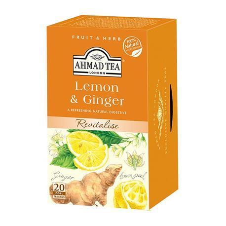 Herbata Ahmad Lemon