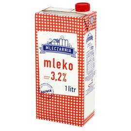 Mleko Mleczarnia 2% 1L