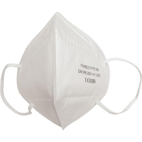 Maseczka ochronna FFP2 biała-24966