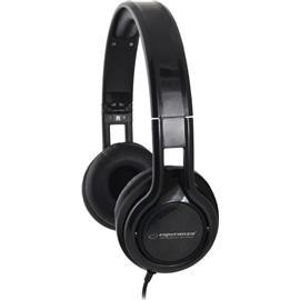 Słuchawki nauszne z mikrofonem Serenade EH211K