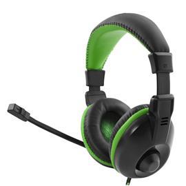 Słuchawki nauszne z mikrofonem Gaming Albatros