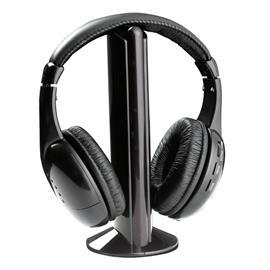 Słuchawki nauszne bezprzewodowe FM Liberty TH110